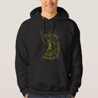 spiderweb hoodie