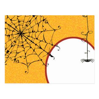 SPIDERWEB INVITAN TARJETAS POSTALES