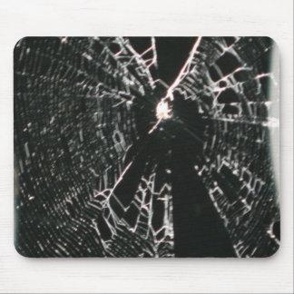 Spiderweb Mousepad
