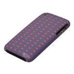 SpiderWeb Purple iPhone 3 Case-Mate Case