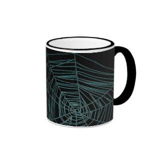 Spiderweb Ringer Mug