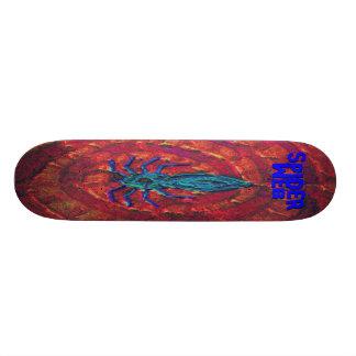 Spiderweb Skateboard Deck