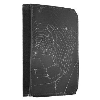Spiderweb Leather Wallet