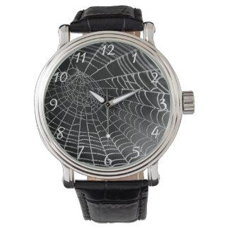 Spiderweb Wristwatches