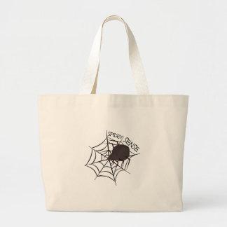 Spidey Sense Tote Bags