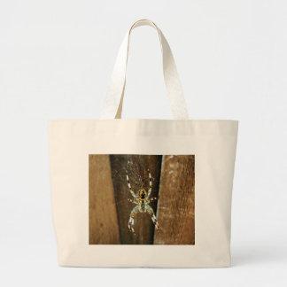 Spidey the Big Brown Spider Bag