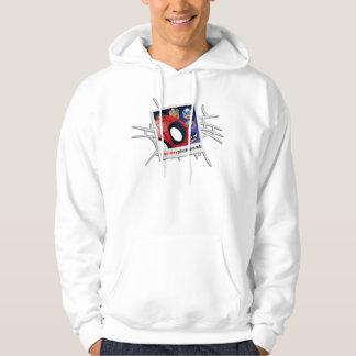 #spideyphotobomb Spider-Man Emoji Hoodie