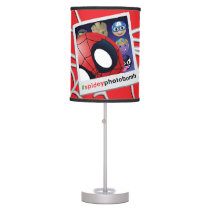 #spideyphotobomb Spider-Man Emoji Table Lamp