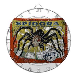 Spidora Dart Boards