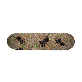 Spidy skateboard