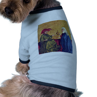 Spiegel Salvation Altar Scene Right Wing Inside Th Doggie Tee Shirt