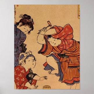 Spielende Kinder',_The Orient Poster