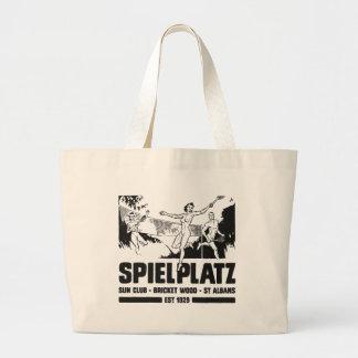 Spielplatz Canvas Bag