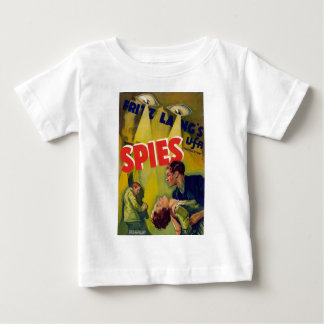 Spies (1928) baby T-Shirt