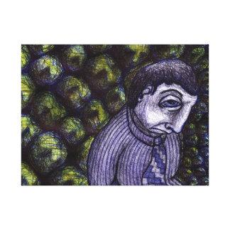 Spies Canvas Print