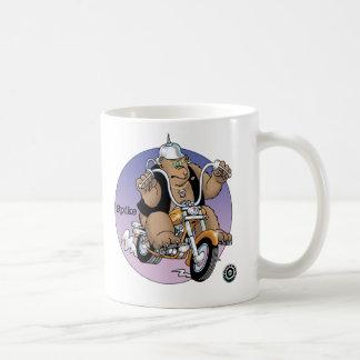 Spike - Bikers are Animals © Mug