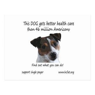 Spike Gets Better Care Postcards