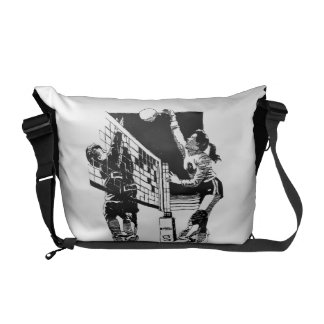 Spike It (Volleyball) Courier Bag