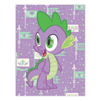 Spike Postcard
