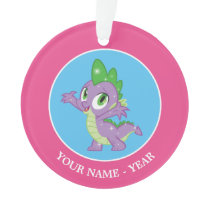 Spike the Dragon Ornament