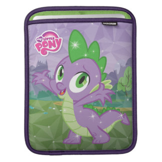 Spike the Dragon Sleeve For iPads