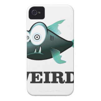 spike the fish iPhone 4 cover