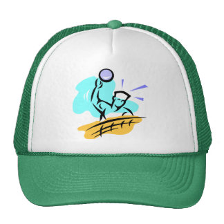 Spike Volleyball Hat