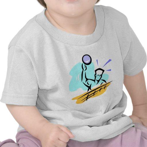 Spike Volleyball T-Shirt Shirts