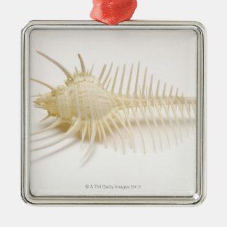 Spiked Murex shell Metal Ornament