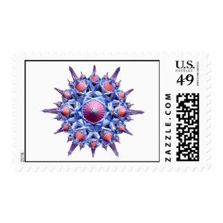 Spikeflower Postage Stamp