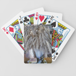 Spikelet Bicycle Playing Cards