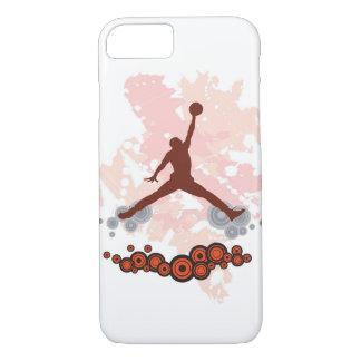Spiker basketball player iPhone 7 case