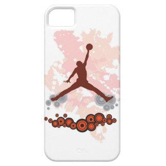 Spiker basketball player iPhone SE/5/5s case