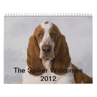 Spike's Calendar