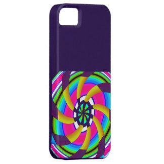 Spikes & Spirals S7 iPhone Case 4 Anyone-Rainbow