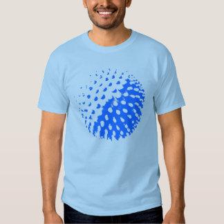 spikey ball tee shirt