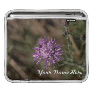 Spiky Clover; Customizable Sleeve For iPads