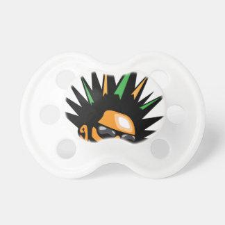 Spiky Hair Pacifier
