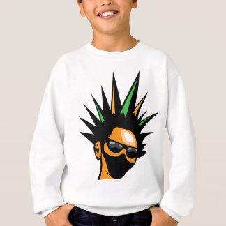 Spiky Hair Sweatshirt
