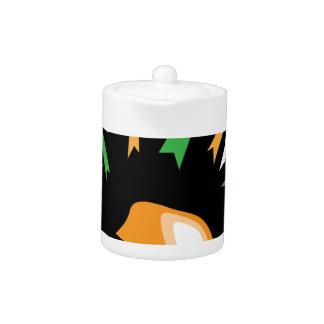 Spiky Hair Teapot