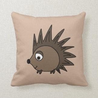 Spiky Hedgehog Pillow