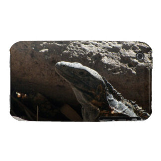 Spiky Iguana iPhone 3 Case-Mate Case