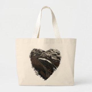Spiky Iguana Large Tote Bag