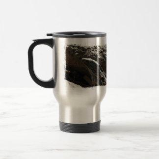 Spiky Iguana 15 Oz Stainless Steel Travel Mug