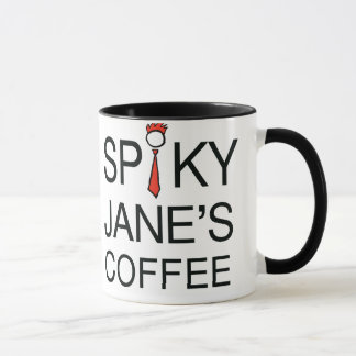 Spiky Jane's Mug