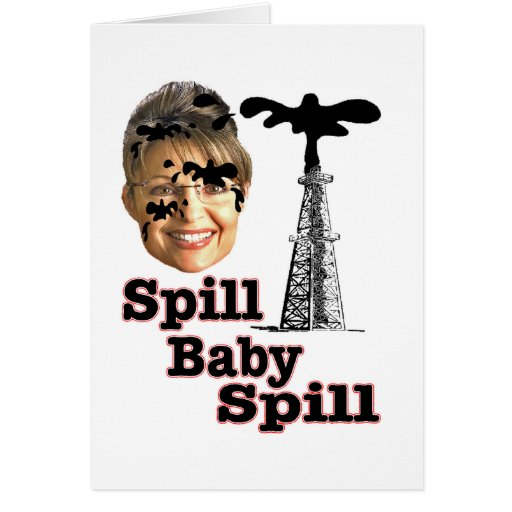 spill baby card