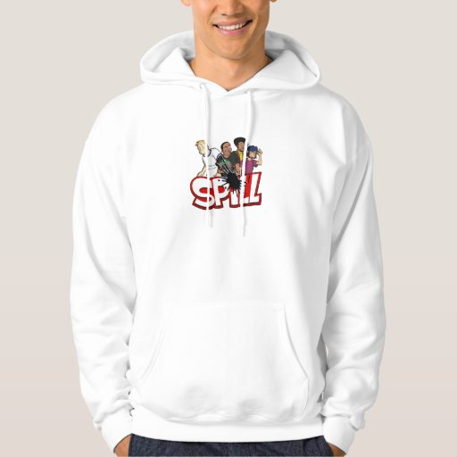 Spill Crew Hoodie
