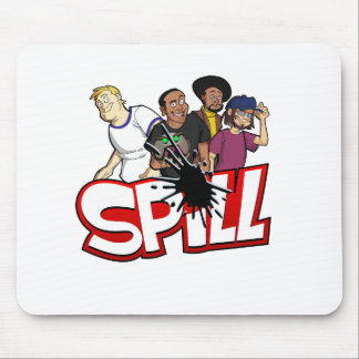 Spill Crew Mouse Pad