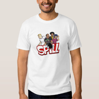 Spill Crew T Tee Shirt