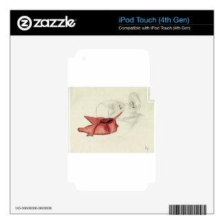 Spill iPod Touch 4G Skin